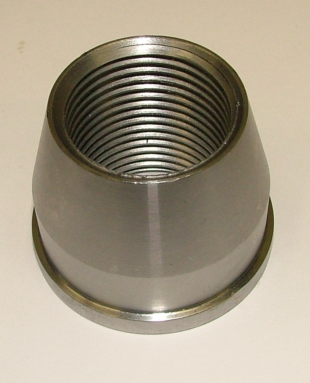Tapered Front Jack Bolt Nut